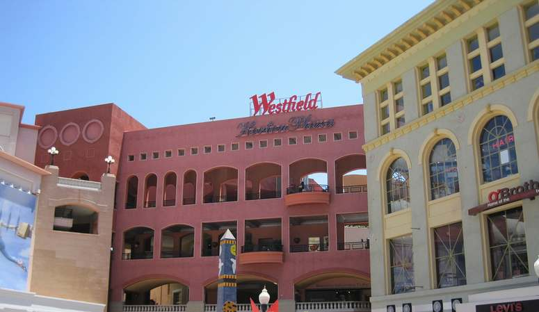 Westfield Horton Plaza Downtown San Diego