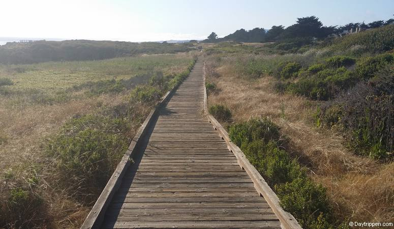 Boardwalk Cambria, California