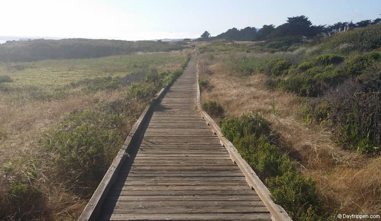 Boardwalk Cambria, California