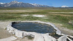 California Eastern Sierra Natural Hot Springs