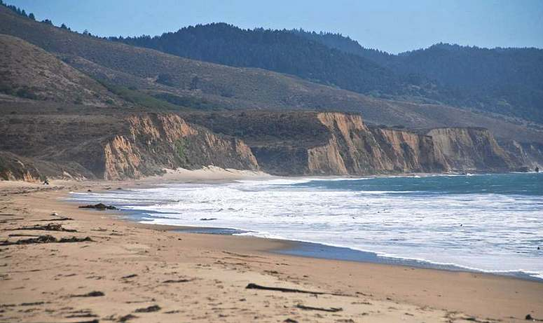 Limentour Beach, Point Reyes