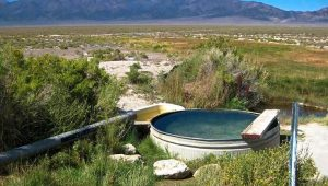 Discover Amazing Nevada Natural Hot Springs