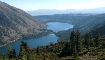 Twin Lakes Bridgeport California High Sierra