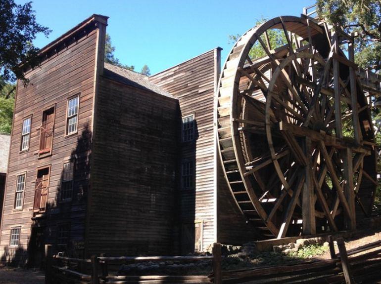 Bale Grist Mill Historic Park