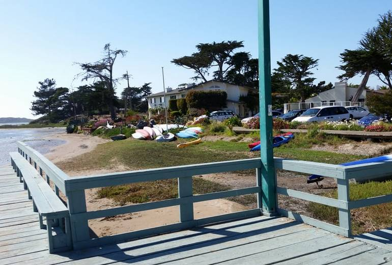 Baywood Park Pier