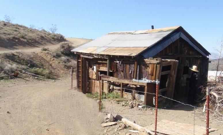 Burro Schmidt Cabin
