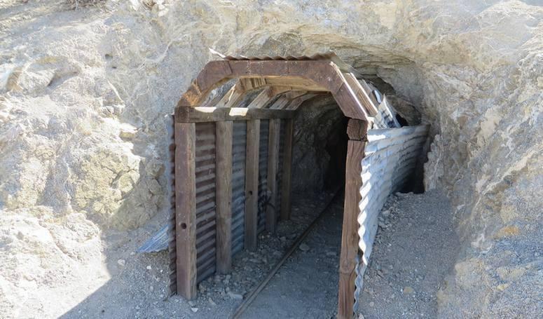 Burro Schmidt Tunnel Mojave Desert History