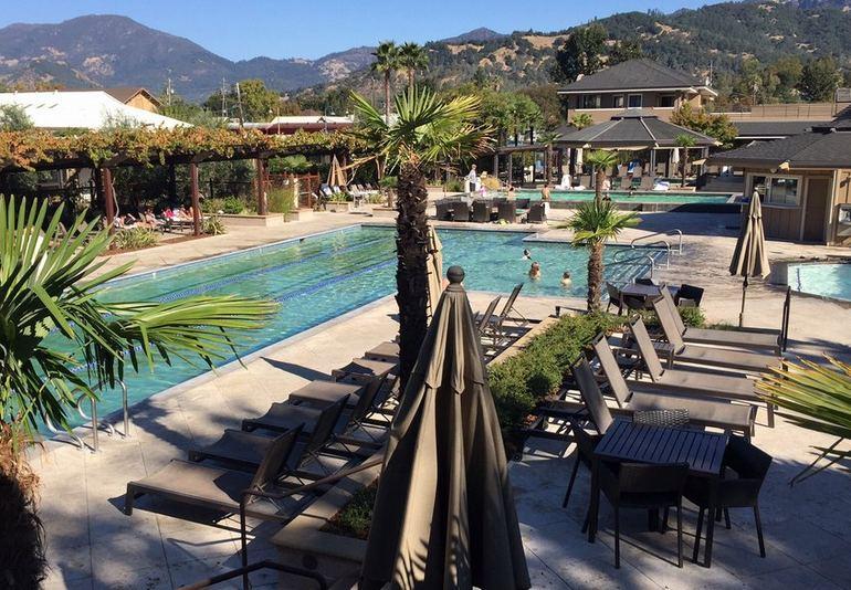 Calistoga Spa Resort