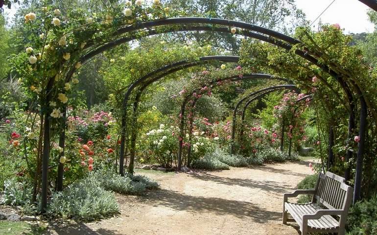 Descanso Gardens La Canada Flintridge
