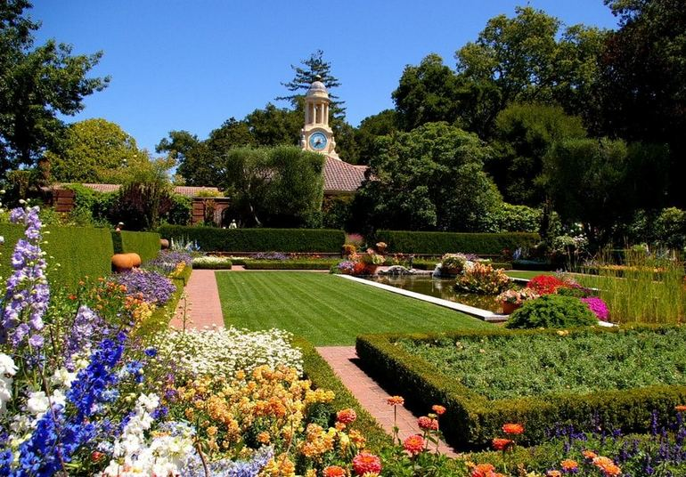 Filoli Gardens San Francisco Day Trip