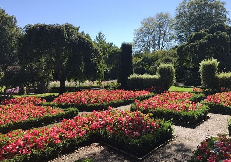 Spring Time at Filoli Estate