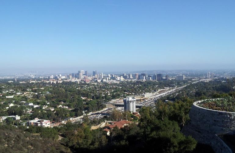View from Getty Center