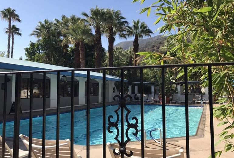 Glen Ivy Hot Springs Swimming Pool