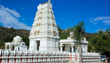 Malibu Hindu Temple Day Trip to India