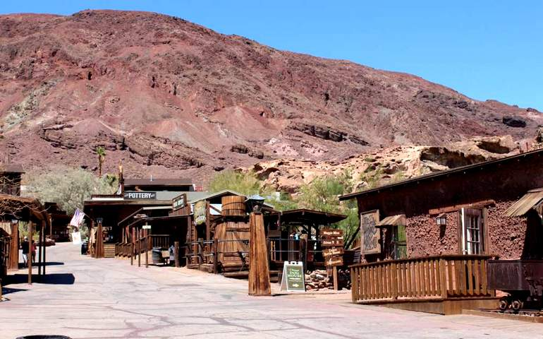 Calico Ghost Town Day Trip Barstow CA Step Back in Time