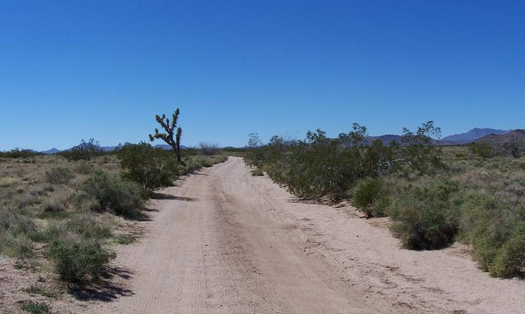 Old Mojave Road 4-Wheel Drive Route