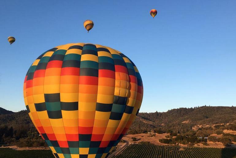 Napa Balloon Rides