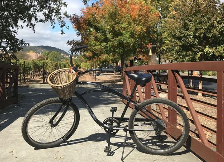 Napa Valley Bike Tours