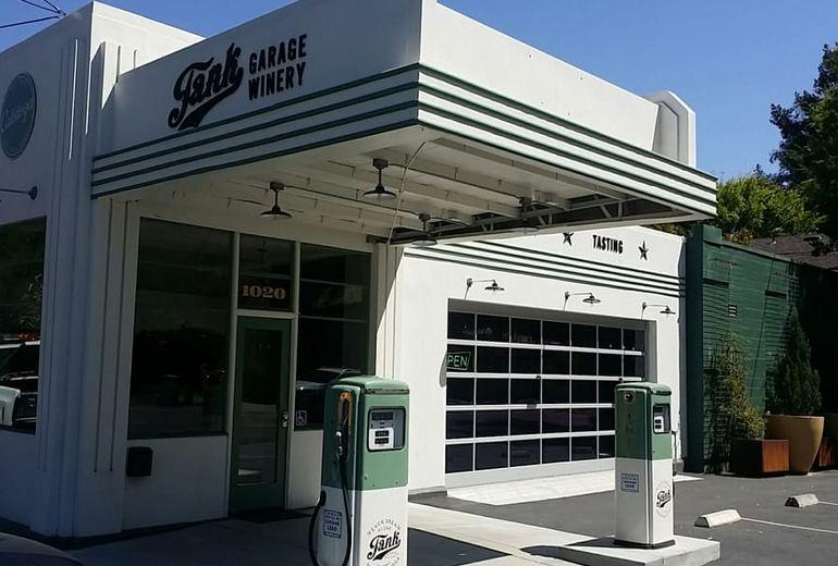 Tank Garage Winery