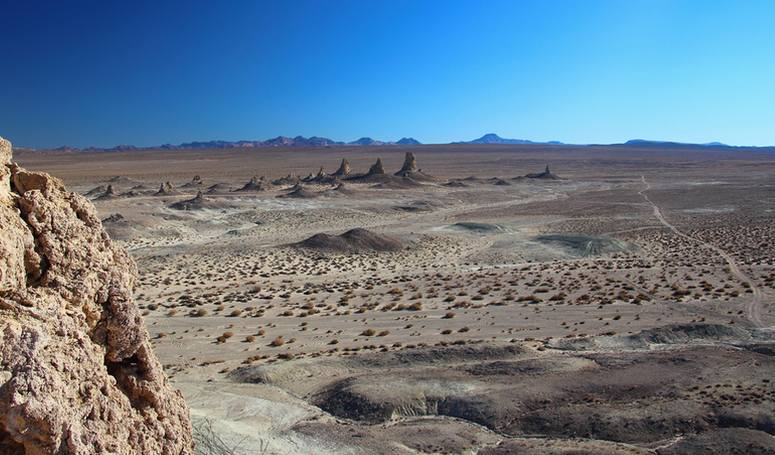 Trona Pinnacles Out Of This World Day Trip