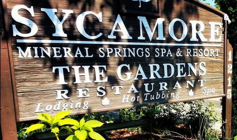 Sycamore Springs Spa Resort