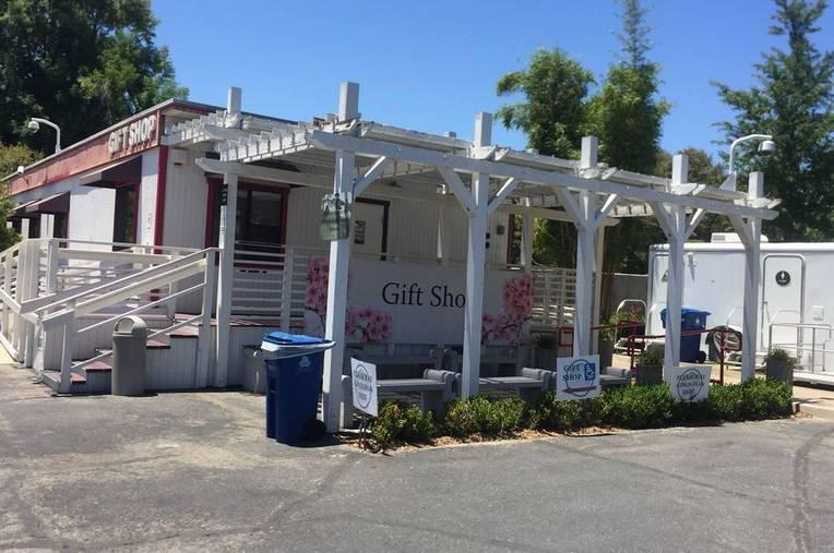Japanese Garden Van Nuys Gift Shop