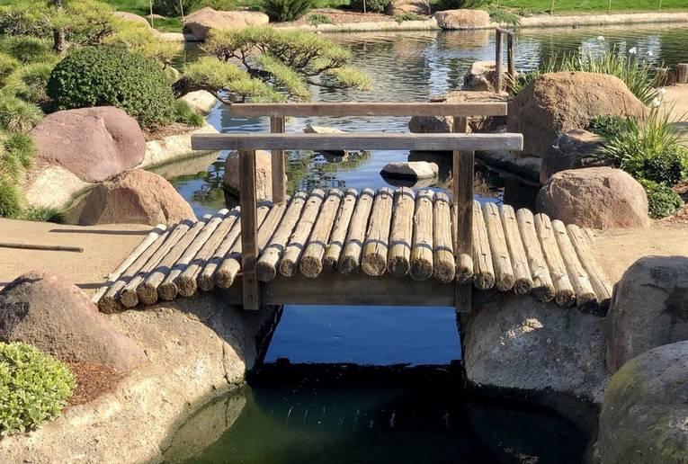 Japanese Garden Van Nuys