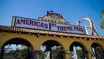 Knotts Berry Farm Discount Tickets