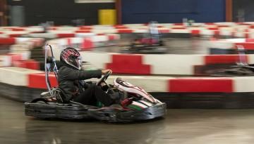 Best Southern California Indoor Go Kart Racing