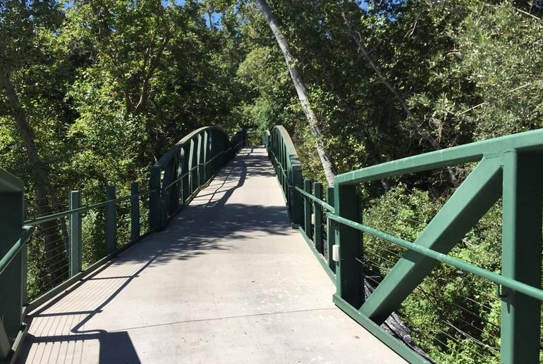 Sycamore Springs Bridge