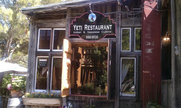 Yeti Restaurant Glen Ellen