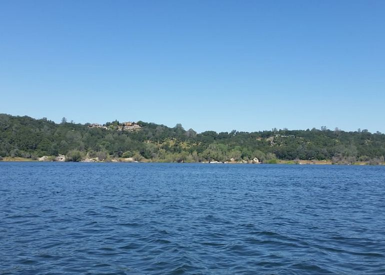 Folsom Lake California Boating