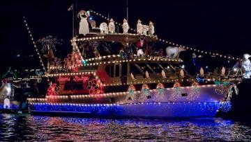 Newport Beach Christmas Boat Parade Cruise Discounts