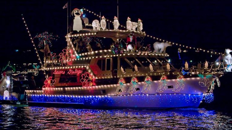 Christmas Boat Parade Ideas.Best Southern California Christmas Holiday Events 2019