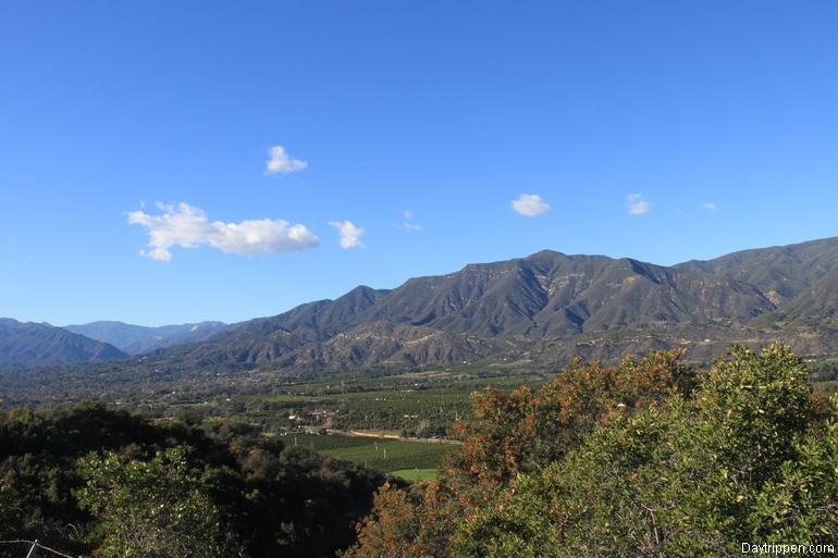 Ojai Valley California