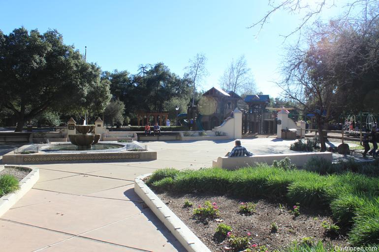 Libbey Park Ojai California