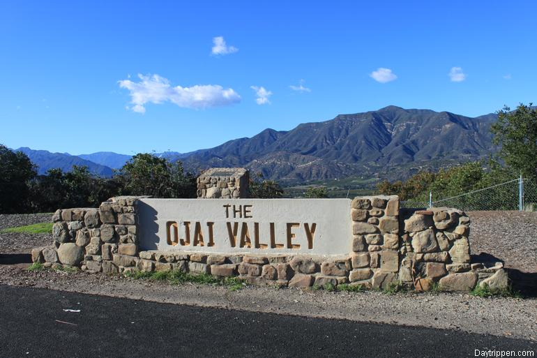 Ojai Valley California