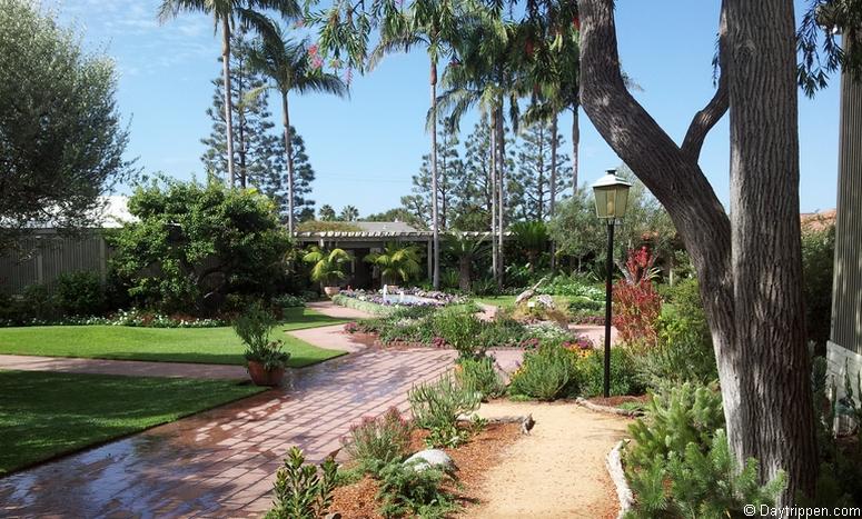 Sherman Gardens Corona Del Mar