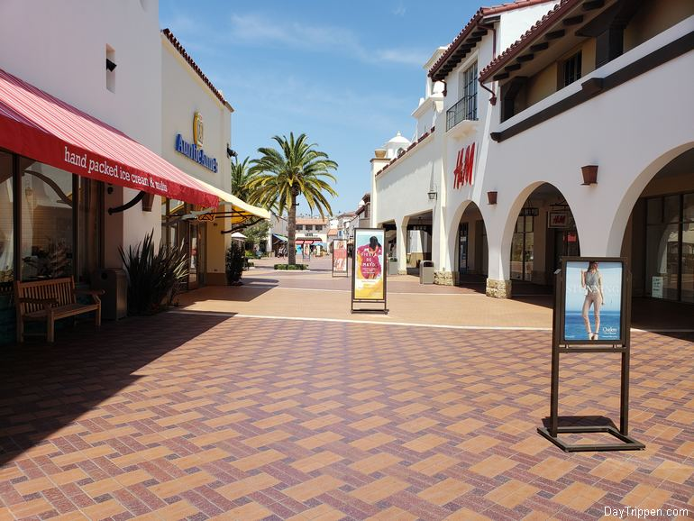 Outlet Stores San Clemente