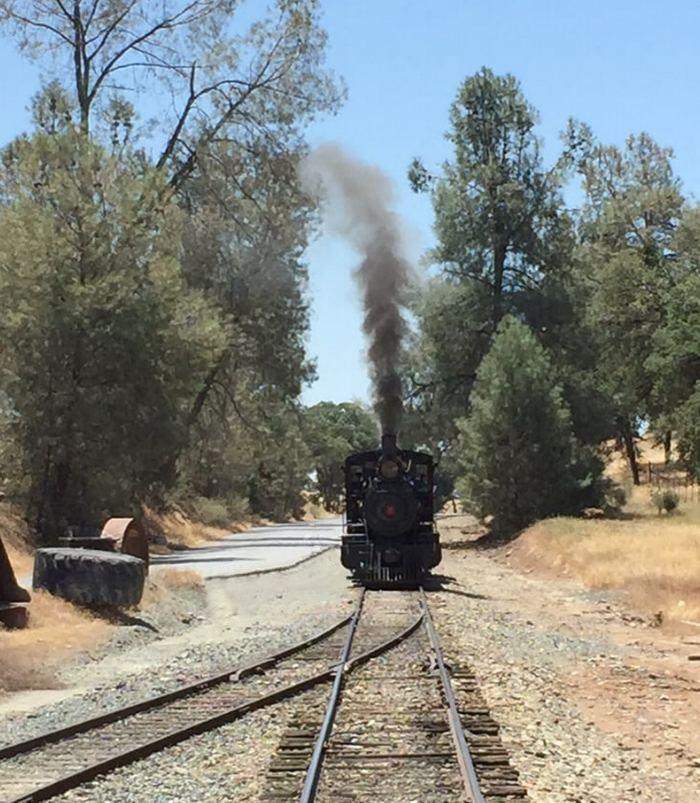Railtown 1897 State Historic Steam Train Ride