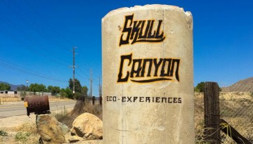 Skull Canyon Zip Line Adventure Day Trip