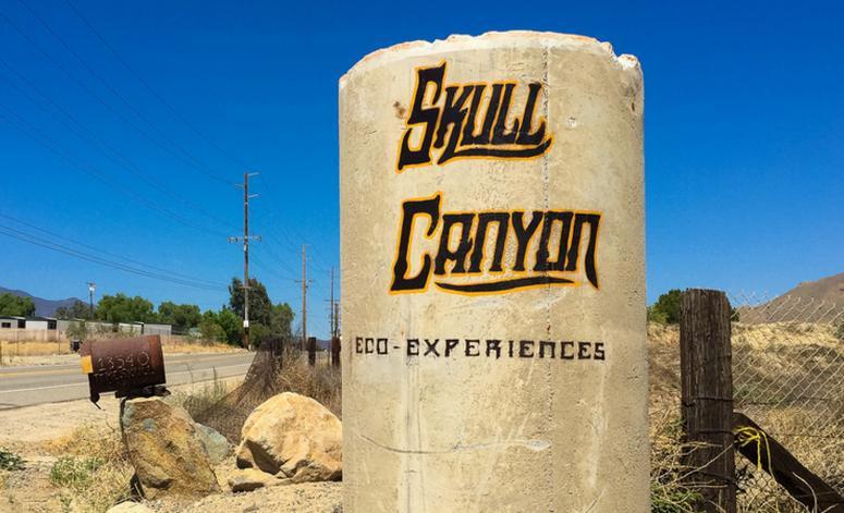 Skull Canyon Zip Line Adventure Day Trip