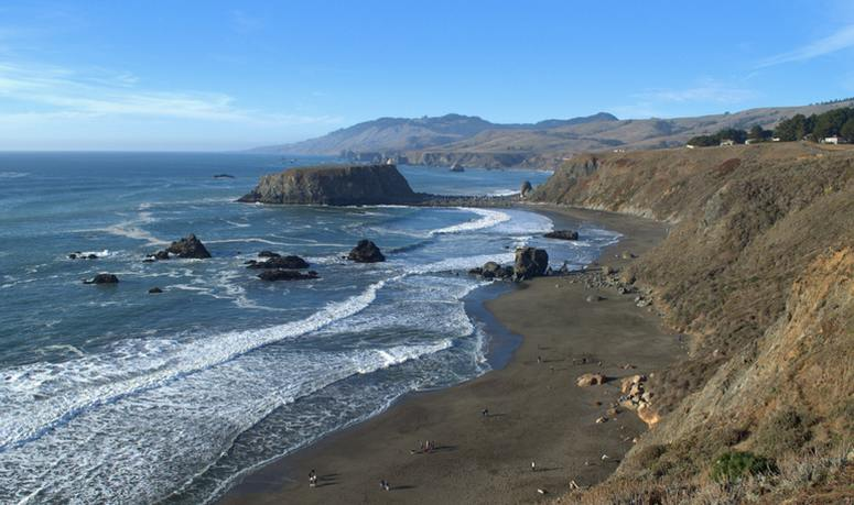California North Coast Day Trips