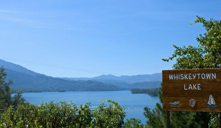 Whiskeytown Recreation Area Shasta County
