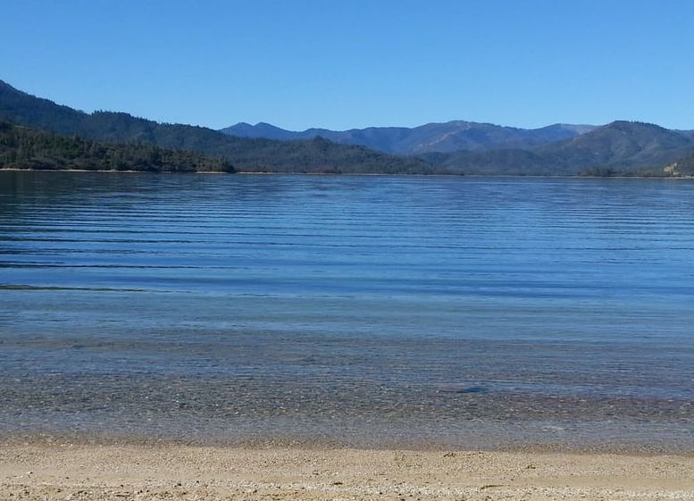 Camping at Whiskeytown Lake
