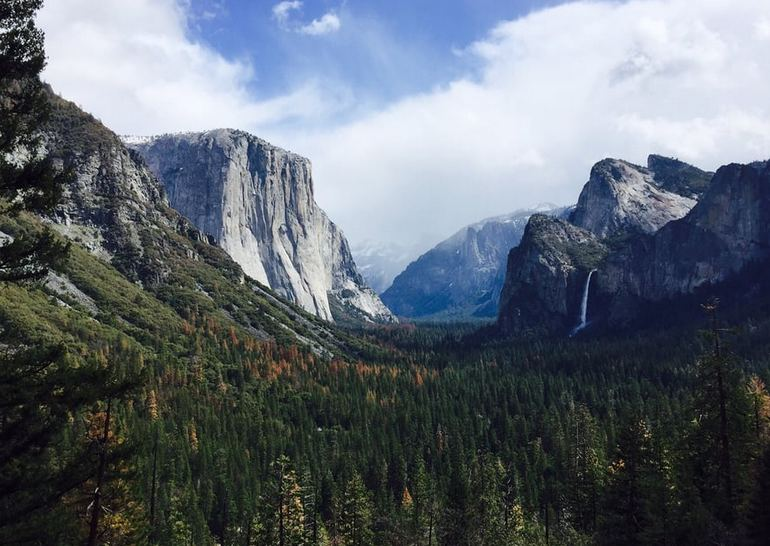 Yosemite Valley Campgrounds