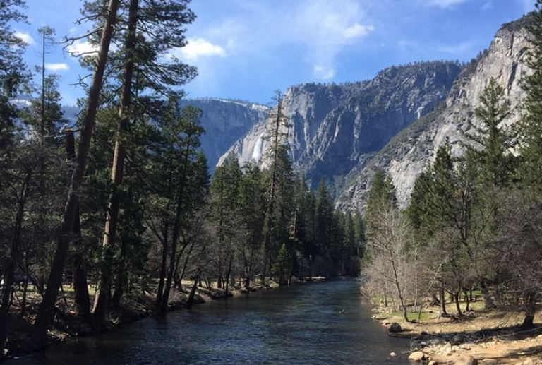 Merced River North Pines Campground