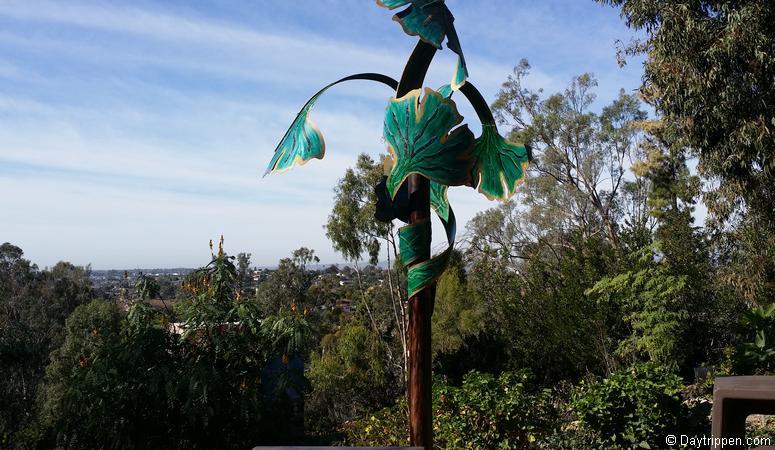 Artwork Alta Vista Botanical Gardens
