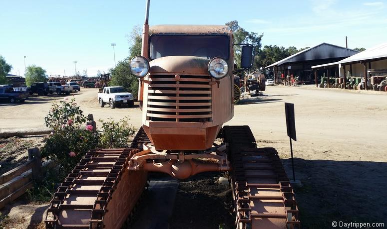 Vista antique Gas & Steam Engine Museum