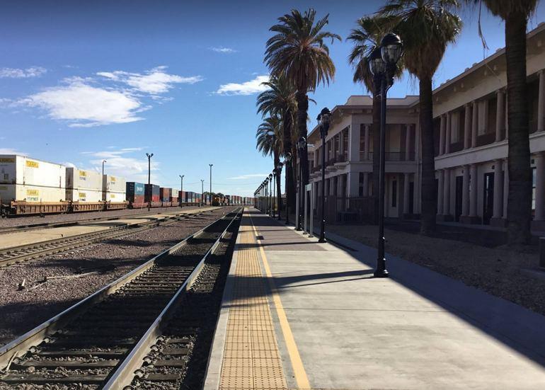 El Garces Station Needles California